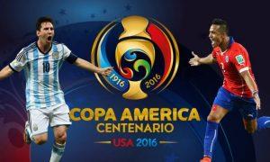 Ponturi fotbal Copa America Argentina vs Chile