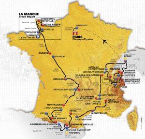 Ponturi Turul Frantei 2016 , avancronica, favoriti, pronosticuri