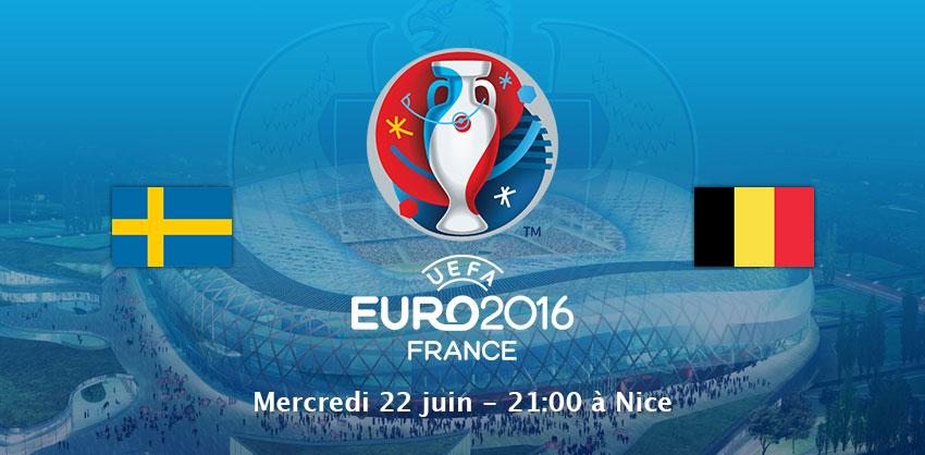 ponturi fotbal euro 2016 belgia vs suedia