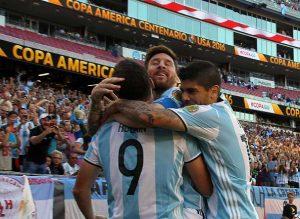 Ponturi fotbal Copa America 2016 SUA vs Argentina
