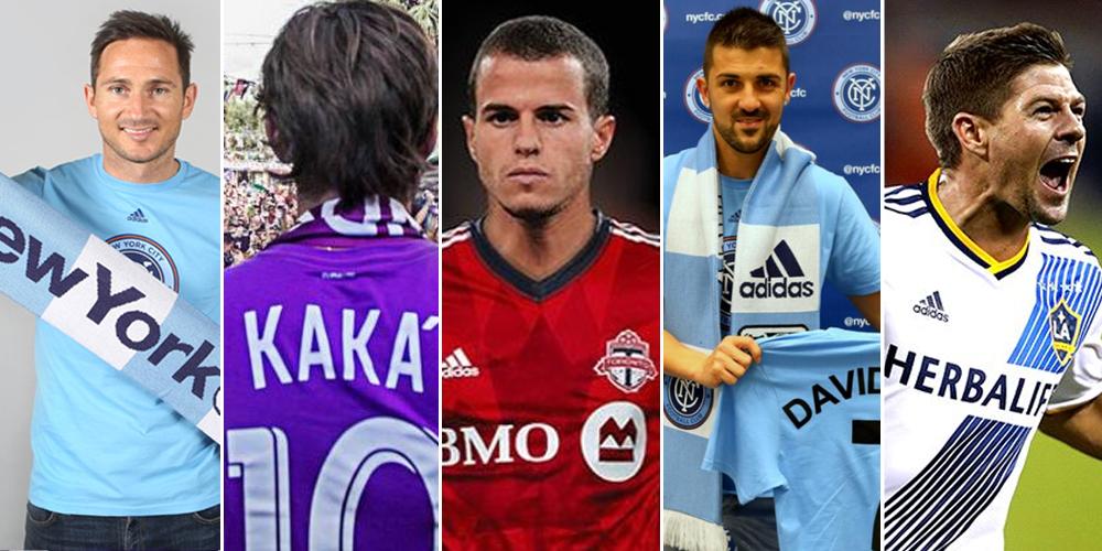 Top salarii Major League Soccer