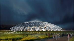 Rusia pregateste 12 arene pentru Campionatul Mondial din 2018