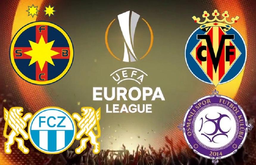 Cum a debutat Steaua in cupele europene de-a lungul timpului