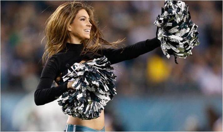 Top 10 cele mai sexy majorete din NFL