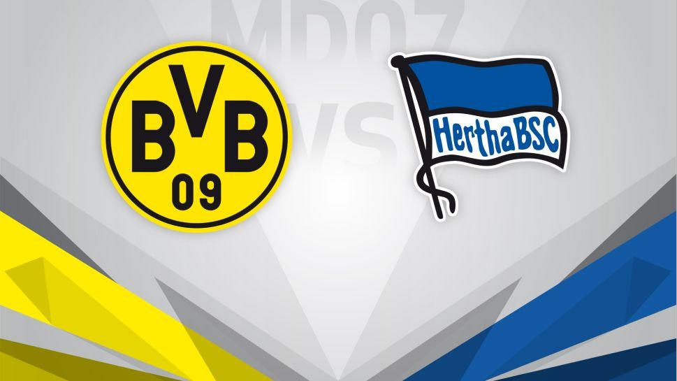 Meciul zilei analizat de SuperPontino - Dortmund vs Hertha