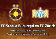 Meciul zilei analizat de SuperPontino - Steaua vs Zurich