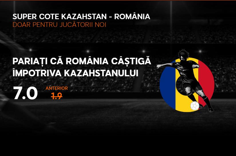 Meciul zilei analizat de Super Pontino - Kazakhstan vs Romania