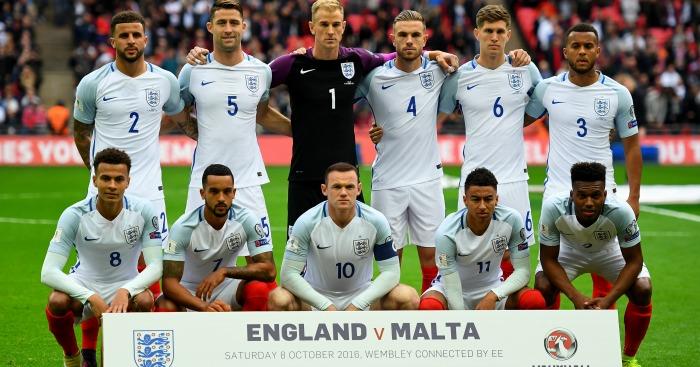 Nationala Anglia pe Wembley