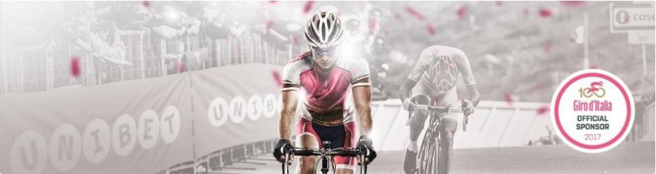 Primesti zilnic un Pariu gratuit daca mizezi pe Giro d'Italia