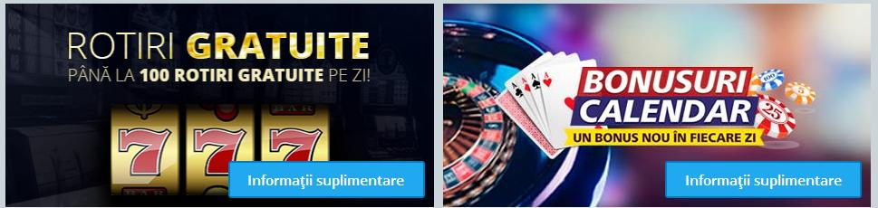 promoții la cazino Sportingbet