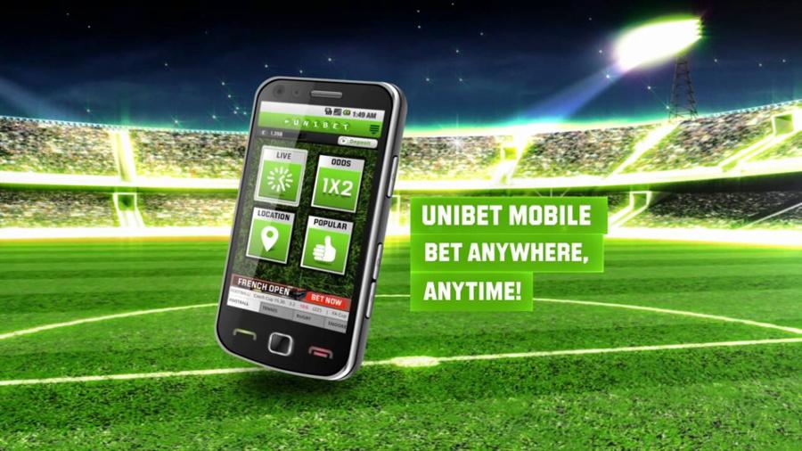 pariuri pe mobil la Unibet