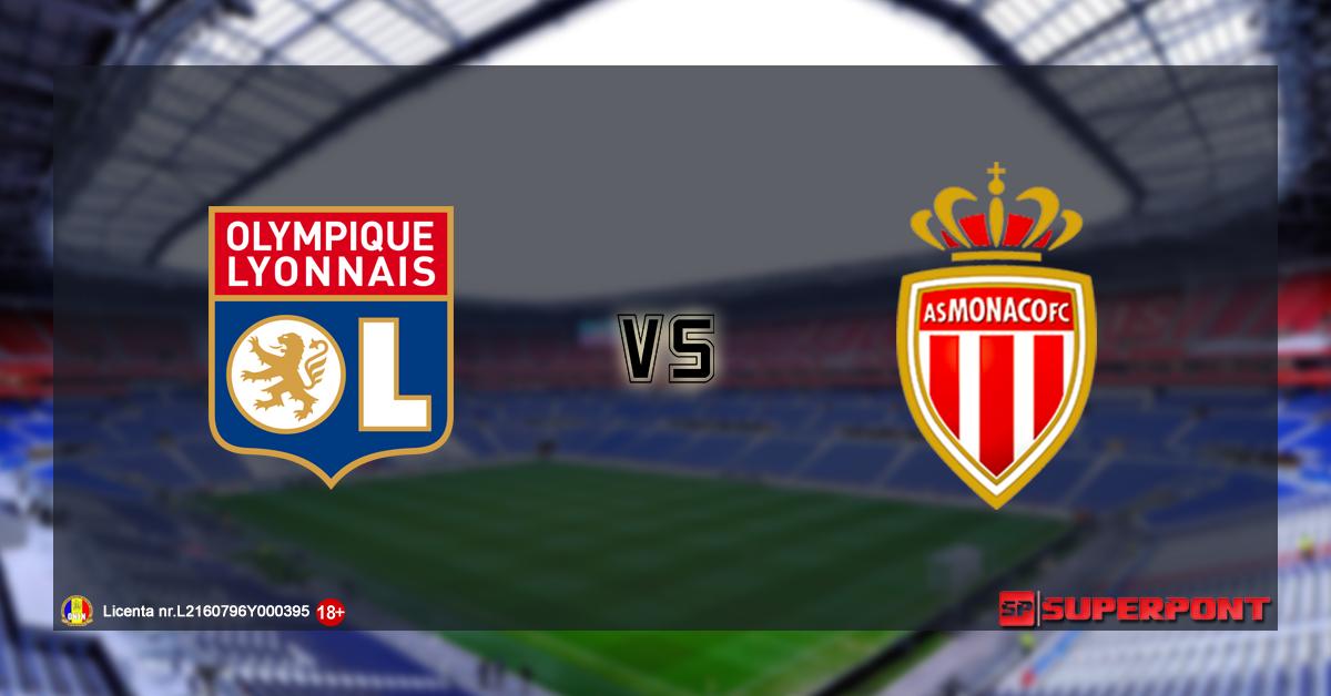 Ponturi pariuri Lyon vs Monaco - Cum faci 450 RON PROFIT cu derby-ul etapei din Ligue 1!