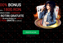 cel mai mare bonus la cazino din Romania