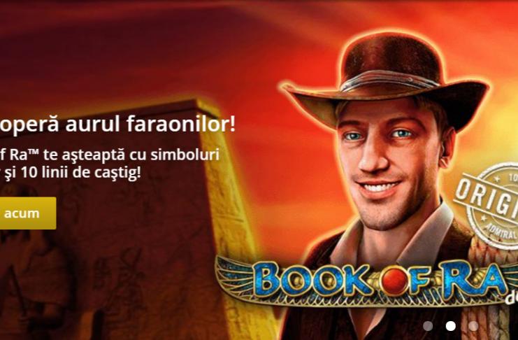 cazino admiral book of ra