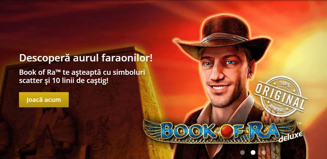 book of ra ponturi