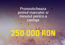 Intuieste primul marcator si minutul exact al primului gol la Real vs Liverpool si castiga 250.000 RON