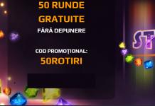 50 ROTIRI GRATUITE la Netbet