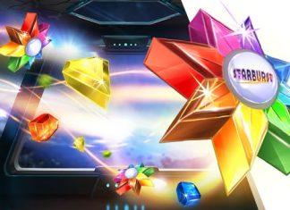 Castiga runde gratuite la Starburst ZILNIC cu NetBet!