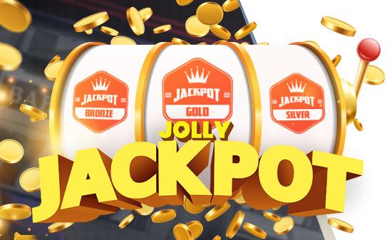Joaca la pacanele la NetBet si incaseaza unul dintre cele trei Jolly Jackpot