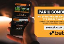 Pariu combinat Betfair