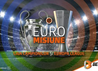 Misiune Betano: Full Bet de pana la 200 RON daca pariezi pe Cupele Europene!