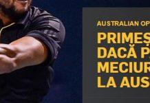 Primesti 25 RON Bonus daca pariezi la Betfair pe Australian Open!