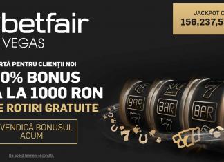 betfair cazino bonus