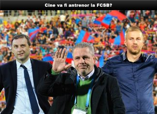 noul antrenor FCSB